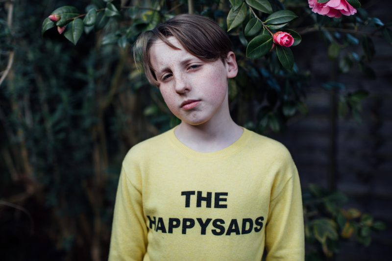 BOBO CHOSES THE HAPPYSADS BY POLLY ALDERTON
