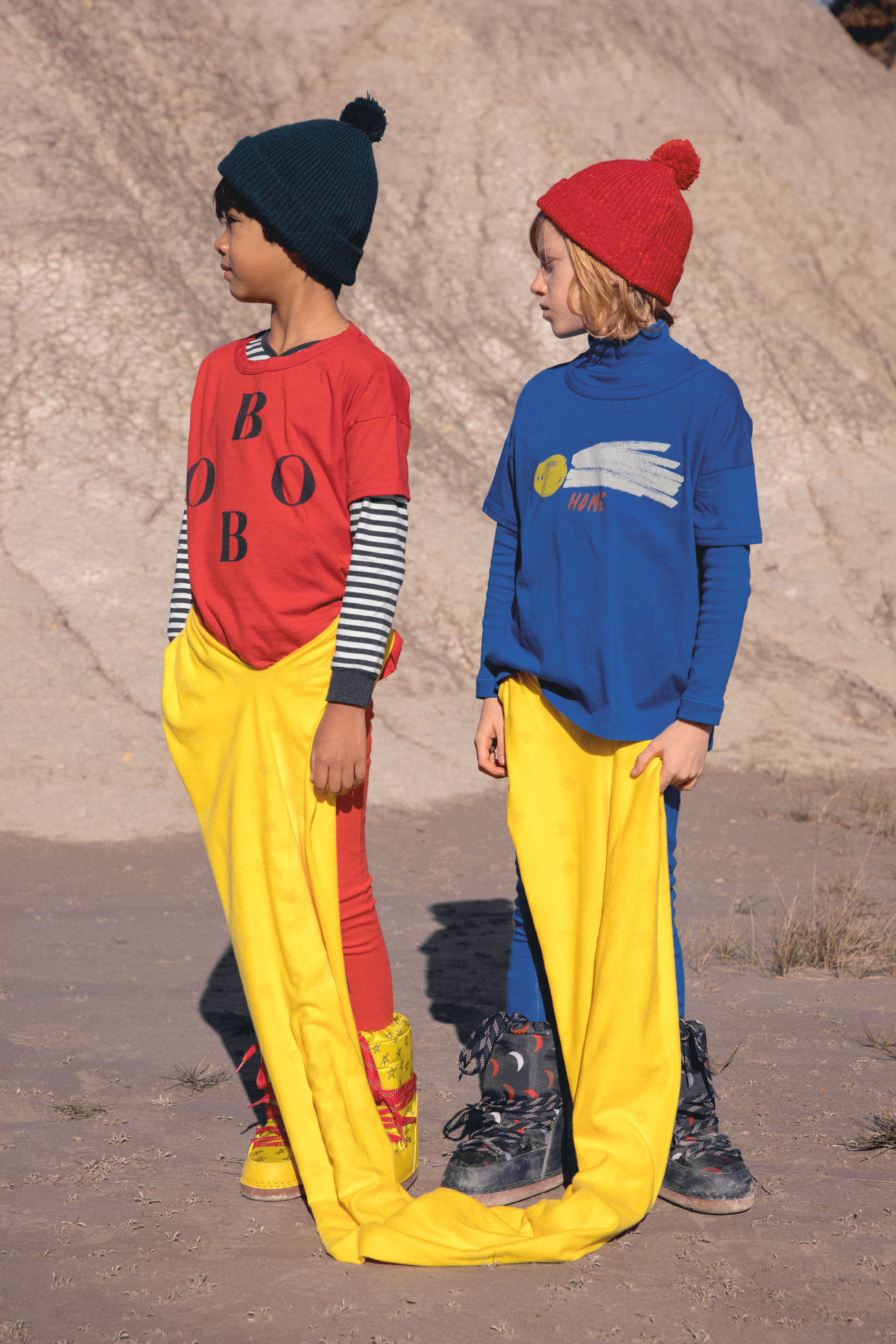 WE COSMOS AW19/20 BY BOBO CHOSES